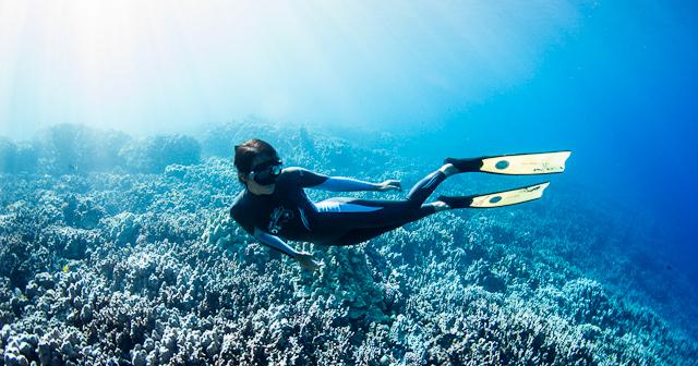 equipement pour plongée sous marine